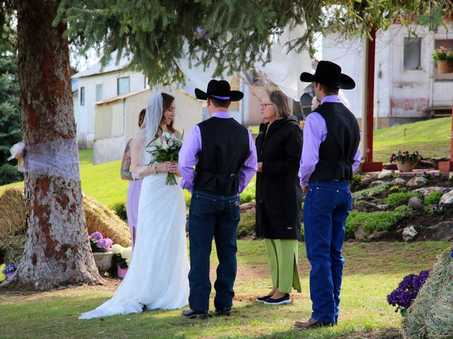 Mike and Arianna's wedding in Armstrong, British Columbia 5