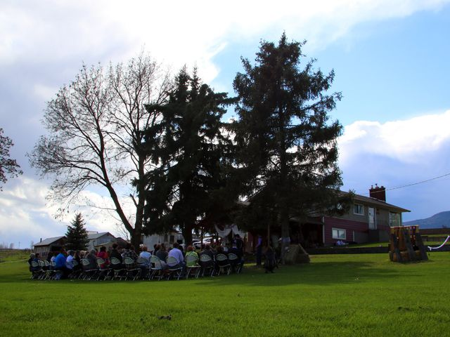 Mike and Arianna's wedding in Armstrong, British Columbia 6