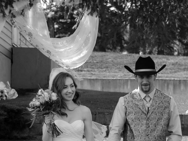 Mike and Arianna's wedding in Armstrong, British Columbia 9