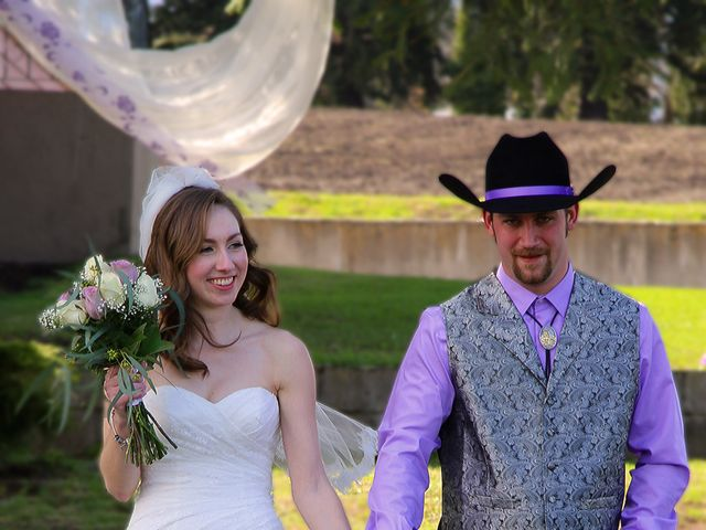 Mike and Arianna's wedding in Armstrong, British Columbia 10