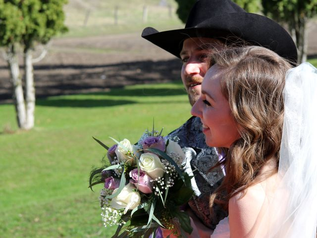 Mike and Arianna's wedding in Armstrong, British Columbia 12