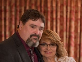 The wedding of Heather and Rick 2