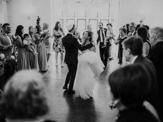 The wedding of Eleren and Aaron 1