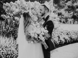 The wedding of Eleren and Aaron 3