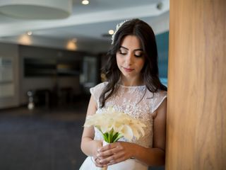 The wedding of Myriam and Jehan 1