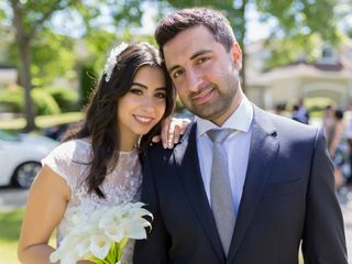 The wedding of Myriam and Jehan