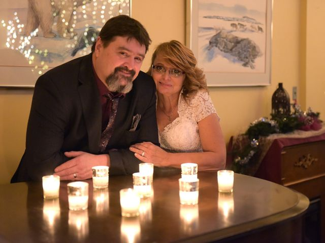The wedding of Heather and Rick
