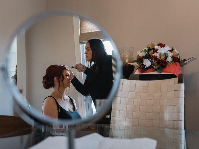 Kashyap and Lauren's wedding in Niagara Falls, Ontario 5