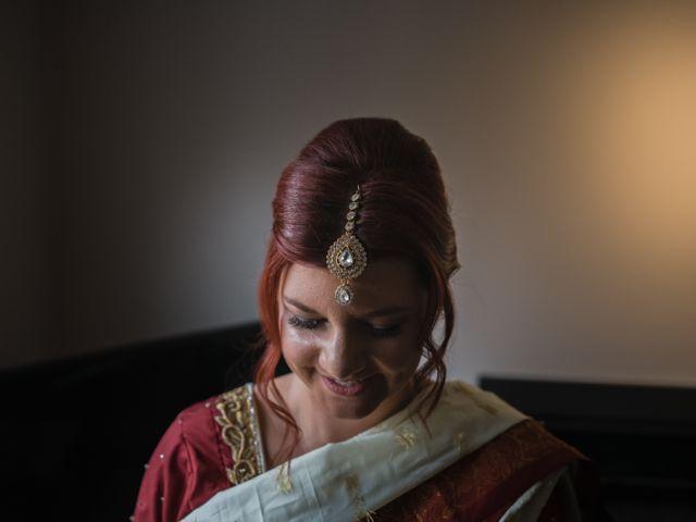 Kashyap and Lauren's wedding in Niagara Falls, Ontario 9