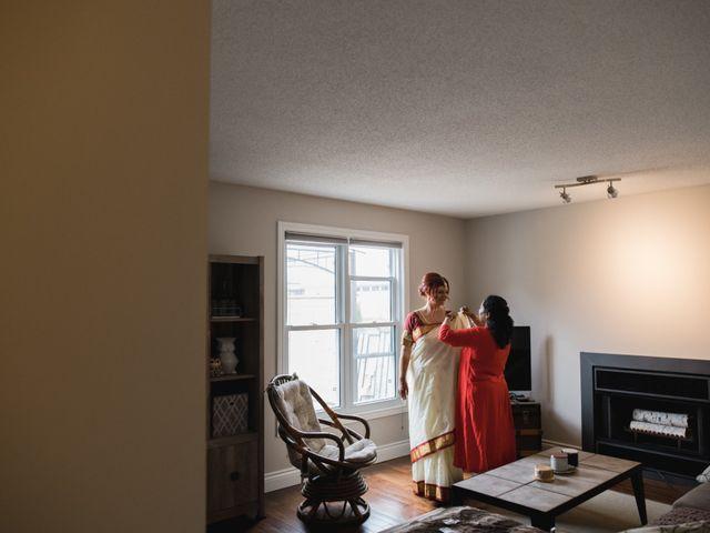 Kashyap and Lauren's wedding in Niagara Falls, Ontario 11