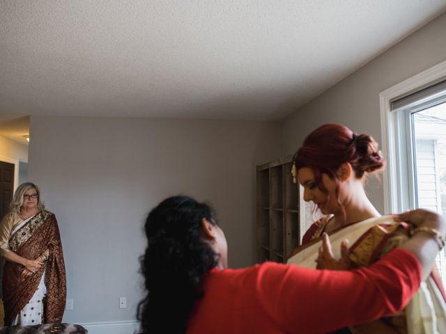 Kashyap and Lauren's wedding in Niagara Falls, Ontario 12