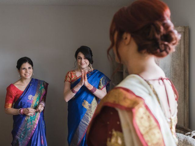 Kashyap and Lauren's wedding in Niagara Falls, Ontario 13