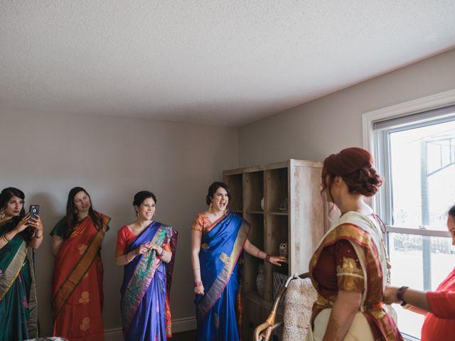 Kashyap and Lauren's wedding in Niagara Falls, Ontario 14