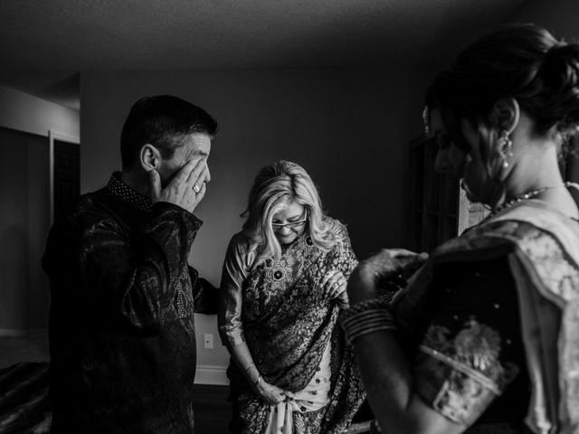 Kashyap and Lauren's wedding in Niagara Falls, Ontario 18