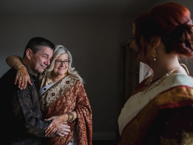 Kashyap and Lauren's wedding in Niagara Falls, Ontario 20