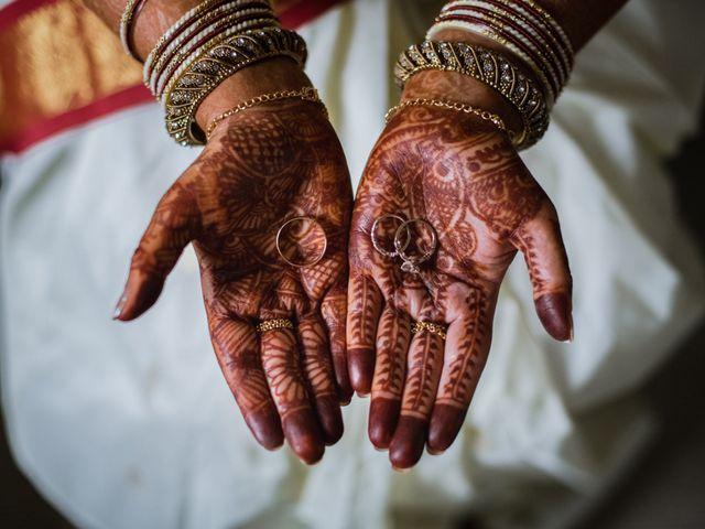 Kashyap and Lauren's wedding in Niagara Falls, Ontario 1