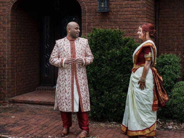 Kashyap and Lauren's wedding in Niagara Falls, Ontario 26