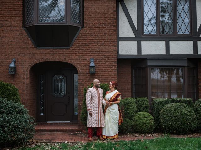 Kashyap and Lauren's wedding in Niagara Falls, Ontario 28