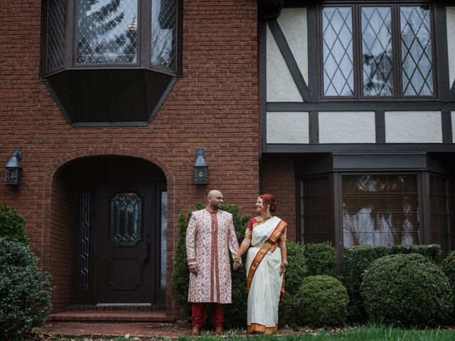 Kashyap and Lauren's wedding in Niagara Falls, Ontario 29
