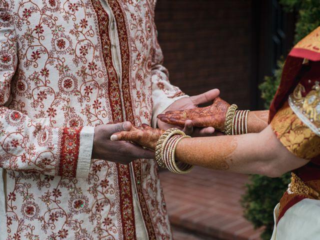 Kashyap and Lauren's wedding in Niagara Falls, Ontario 31