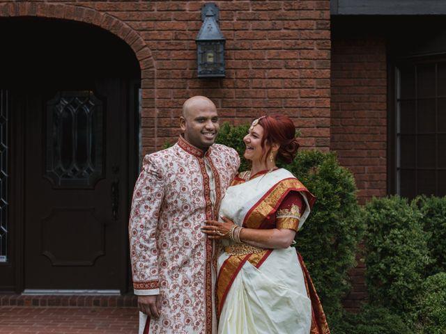 Kashyap and Lauren's wedding in Niagara Falls, Ontario 32