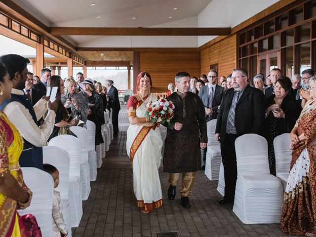 Kashyap and Lauren's wedding in Niagara Falls, Ontario 37