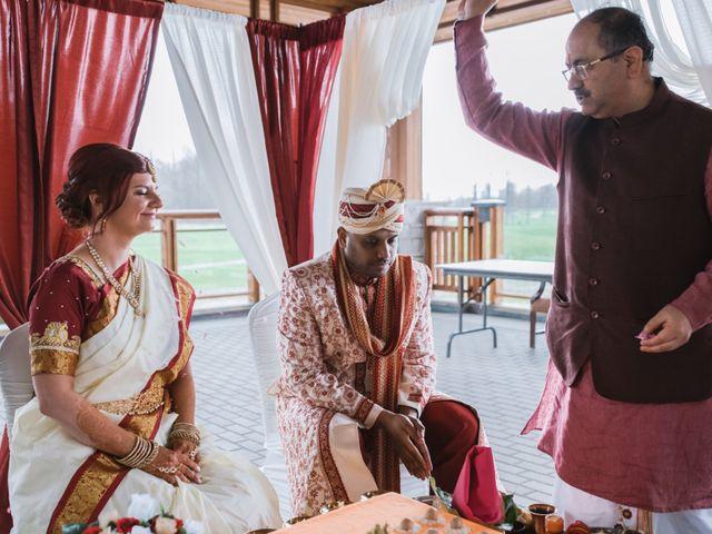 Kashyap and Lauren's wedding in Niagara Falls, Ontario 38