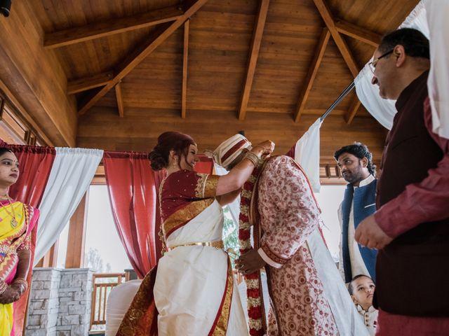 Kashyap and Lauren's wedding in Niagara Falls, Ontario 39