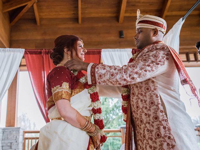 Kashyap and Lauren's wedding in Niagara Falls, Ontario 40