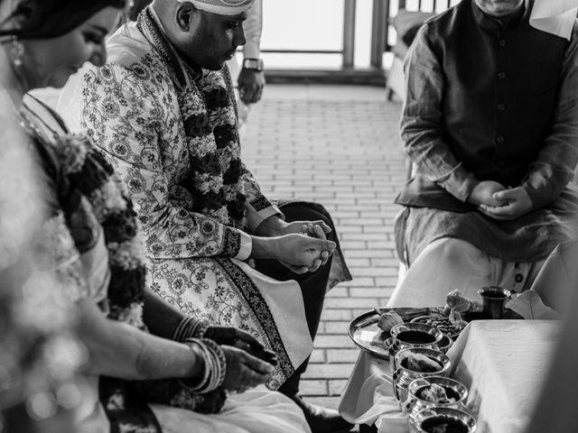 Kashyap and Lauren's wedding in Niagara Falls, Ontario 42