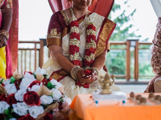 Kashyap and Lauren's wedding in Niagara Falls, Ontario 43