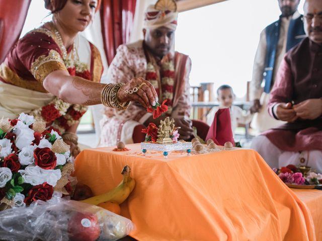 Kashyap and Lauren's wedding in Niagara Falls, Ontario 44