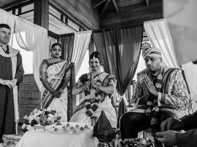 Kashyap and Lauren's wedding in Niagara Falls, Ontario 45