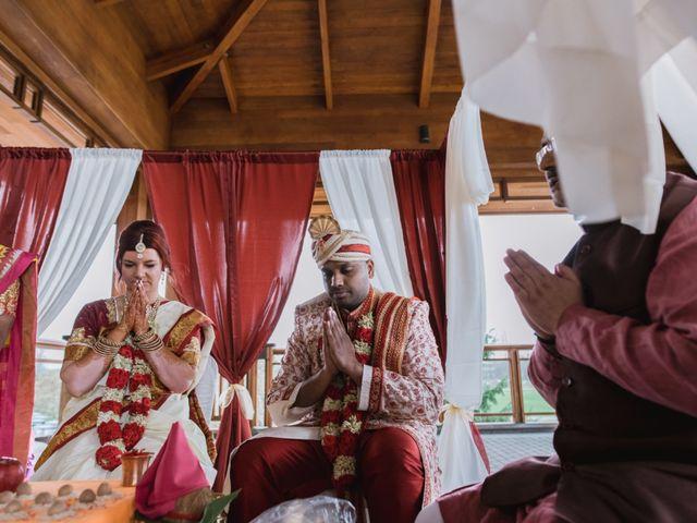Kashyap and Lauren's wedding in Niagara Falls, Ontario 48