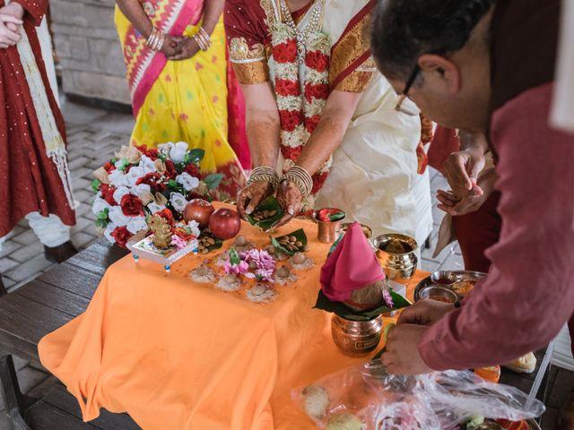 Kashyap and Lauren's wedding in Niagara Falls, Ontario 49