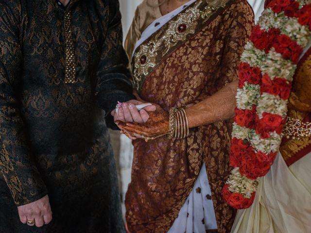 Kashyap and Lauren's wedding in Niagara Falls, Ontario 53