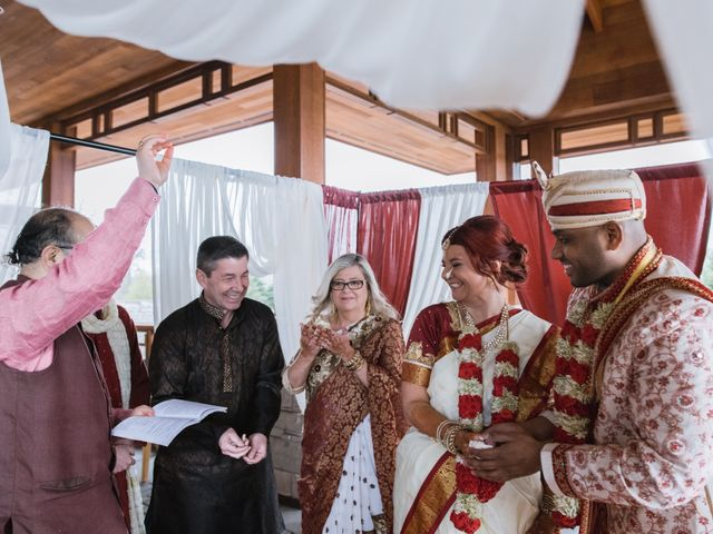 Kashyap and Lauren's wedding in Niagara Falls, Ontario 56