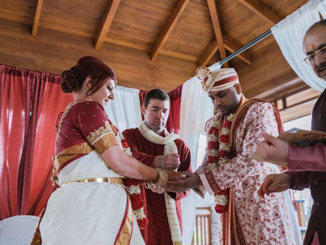 Kashyap and Lauren's wedding in Niagara Falls, Ontario 58