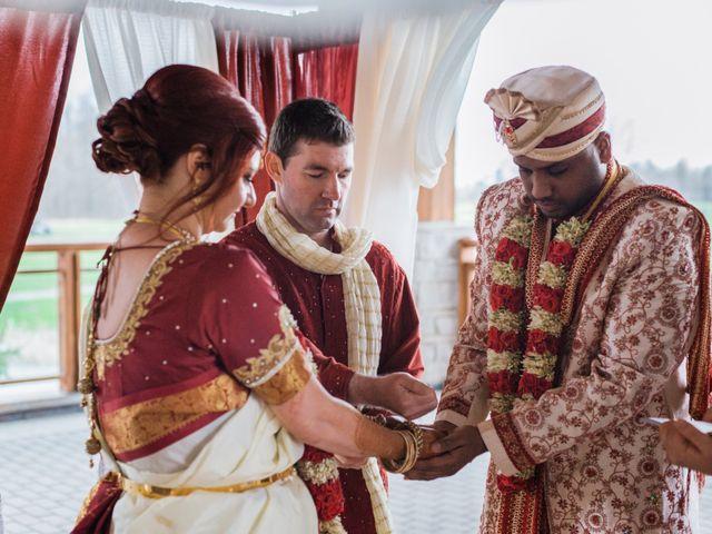 Kashyap and Lauren's wedding in Niagara Falls, Ontario 59
