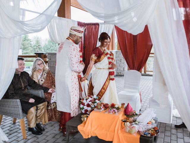 Kashyap and Lauren's wedding in Niagara Falls, Ontario 61