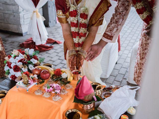 Kashyap and Lauren's wedding in Niagara Falls, Ontario 62