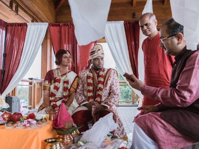 Kashyap and Lauren's wedding in Niagara Falls, Ontario 63