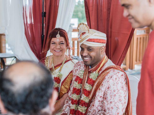 Kashyap and Lauren's wedding in Niagara Falls, Ontario 65