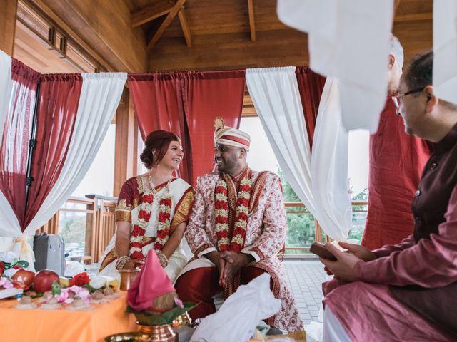 Kashyap and Lauren's wedding in Niagara Falls, Ontario 66