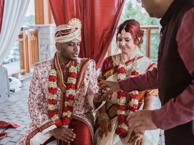Kashyap and Lauren's wedding in Niagara Falls, Ontario 68