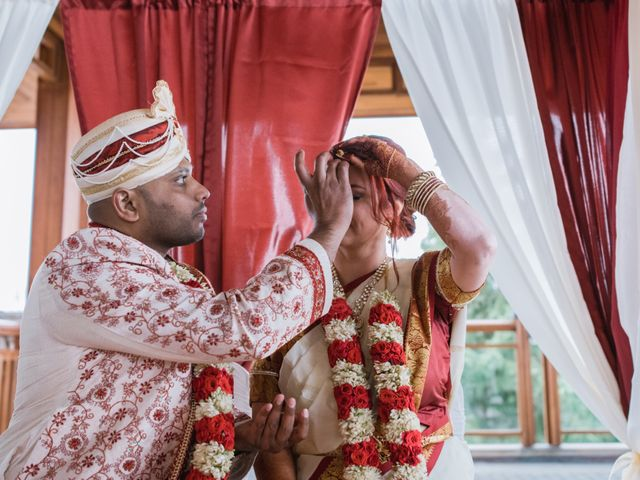 Kashyap and Lauren's wedding in Niagara Falls, Ontario 69