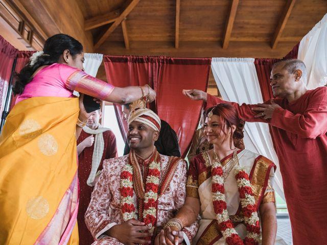 Kashyap and Lauren's wedding in Niagara Falls, Ontario 76