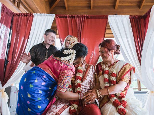 Kashyap and Lauren's wedding in Niagara Falls, Ontario 78