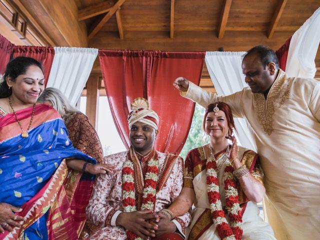 Kashyap and Lauren's wedding in Niagara Falls, Ontario 79
