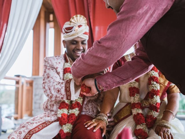 Kashyap and Lauren's wedding in Niagara Falls, Ontario 80